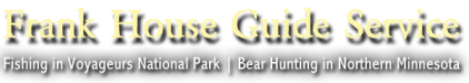 Frank House Guide Service